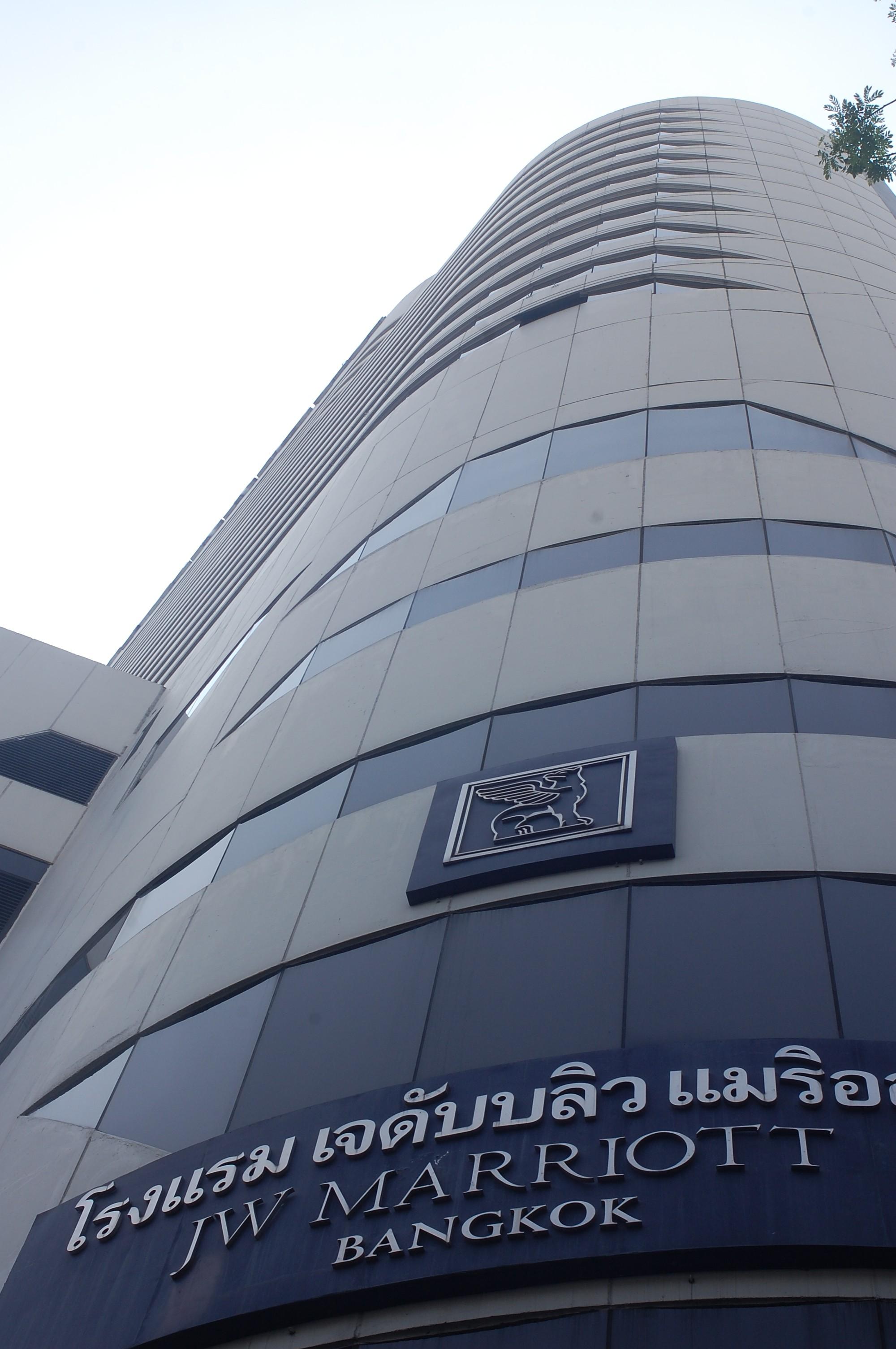 Jw Marriott Bangkok Review