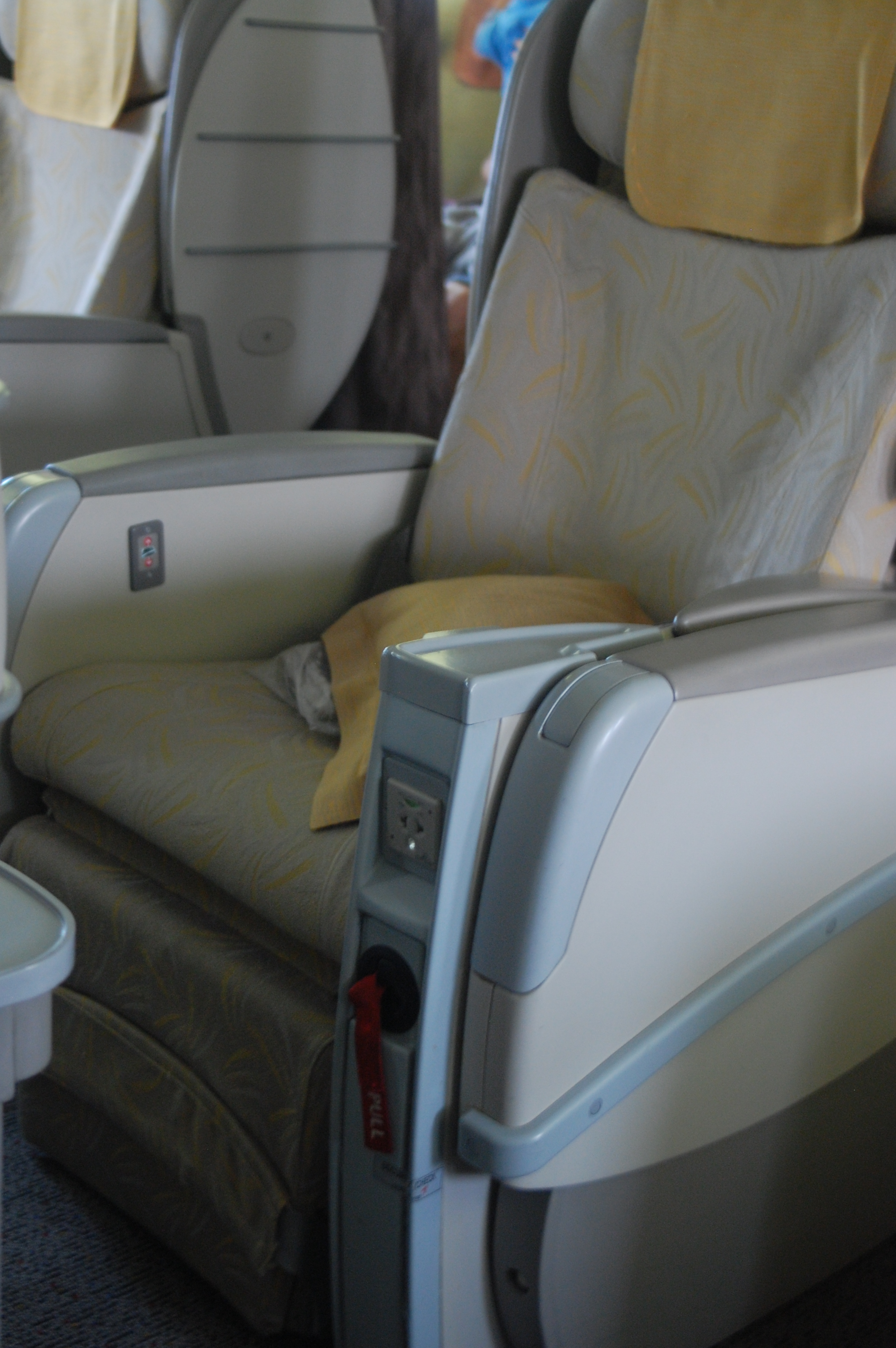 The Great Pacific Trip Asiana Airlines Business Class And